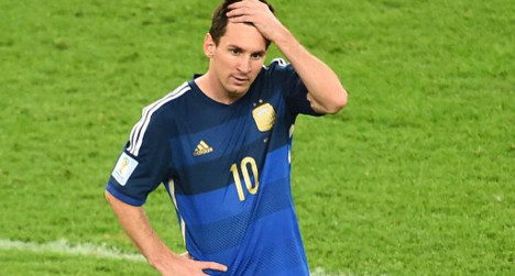 Judge refuses to drop Messi tax fraud case