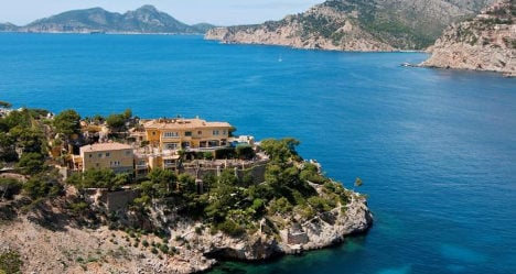 'Lady Di' refuge up for sale in Majorca