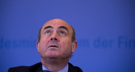 Economy minister left hanging over top EU post
