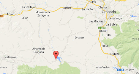 Earthquake rattles parts of southern Spain
