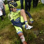 Injured Contador pulls out of Spain's Vuelta