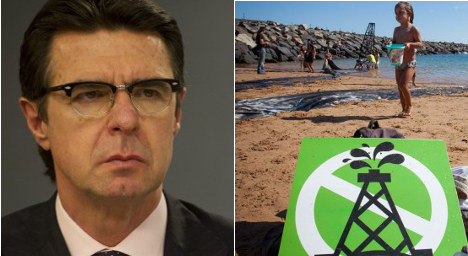 'Spain needs to drill for oil off the Canaries'