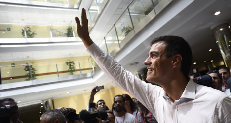 Spain's opposition fights to win back voters