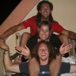 THE LONG-HAULERS: Travelling for anything from one month to over a year, Aussie and Kiwi travellers are generally easy-going. They've already visited half of Europe from Finland to Montenegro and plan on visiting the other half before heading off to their next continent. Most likely to ask: Can I book another night?Photo: Hermanusbackpackers/Flickr