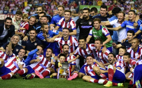 Atletico end Real's joy of six bid with cup win