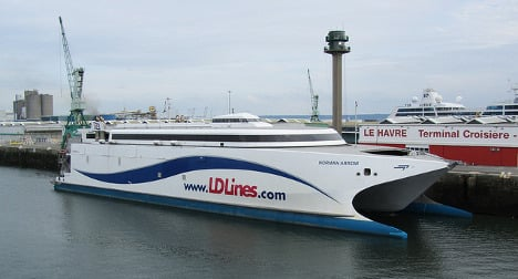 Ferry firm LD Lines slashes UK-Spain routes