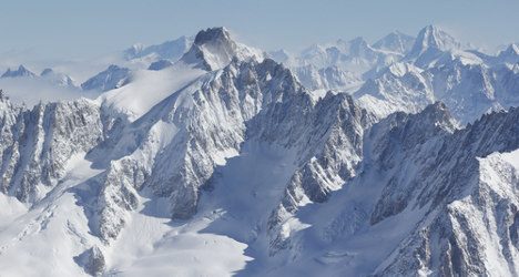 Spanish climber found dead in French Alps