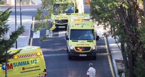 Spain's Ebola patient 'in stable condition'