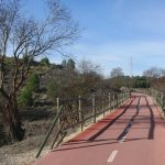 Madrid: Live in the capital and want to go on an improvised bike ride? Via Verde Tajuna, one of the abandoned railway lines Spain's government has converted into a bike path, offers city dwellers the chance to escape the hustle and bustle without planning ahead. Get off at the last stop on Metro line 9 (Arganda del Rey) and hop on to your bici!Photo: Olga Berrios/Flickr