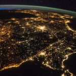Pic of the day: Spain dazzles in Nasa photo