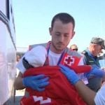 'Miracle baby' found in boat off Spanish coast
