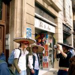 WEARING SOMBREROS: Mexico and Spain are separated by some 9,000km (5,600 miles) of ocean but remain indistinguishable in the eyes of some tourists. Wearing a huge 'comedy' sombrero, referring to 'gringos' and calling everyone you meet 'compadre' will mark you out to locals as 'tonto' (stupid) no matter how well you otherwise speak the lingo. Photo: Cory doctorow/Flickr