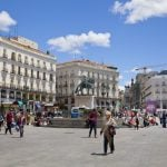 Puerta del Sol, Madrid: Spain's capital has bags of beautiful and buzzing 'plazas' and this is definitely not one of them. Whether it's the pickpockets or the creepy adults dressed as cartoon characters, Madrid's main square is undoubtedly tacky and sends the wrong message to tourists about what Spain is all about. Go, take a selfie with the bear statue and never come back!Photo: Shutterstock