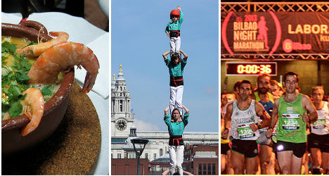 What's on in Spain: October 2014