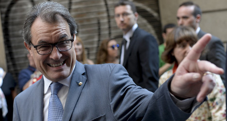 Catalan self-rule vote to be called on Saturday