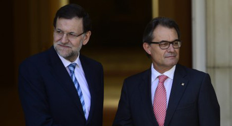 Madrid ready to fight as Catalonia 'legalizes' vote