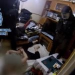 Video: Police nab Spain's most wanted paedophile