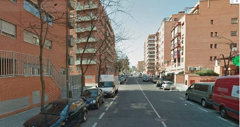 Two-year-old stabbed to death in Madrid