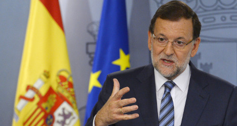 Court to study appeal of Catalan self-rule vote