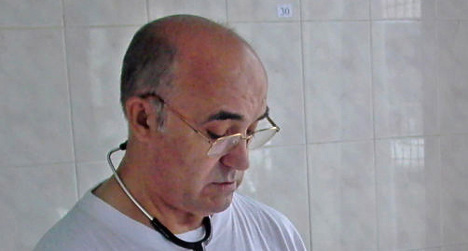 Spanish missionary dies from Ebola