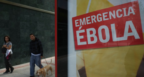 Health minister 'demoted' as Spain fights Ebola