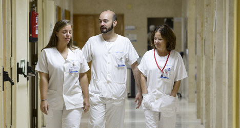 Nurse with Ebola 'beating infection': doctor