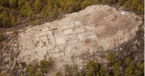 Bronze Age 'town hall' in Spain Europe's oldest