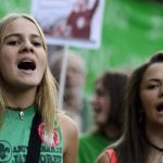 Angry students blast education funding cuts