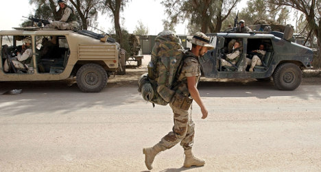 Five Spanish soldiers hit with torture charges