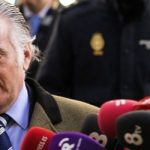 THE BÁRCENAS SLUSH FUND: The former treasurer of Spain's ruling Popular Parry Luis Bárcenas – also implicated in the Gürtel case - is in jail having been accused of money laundering, fraud and bribery. His own handwritten ledgers show how the party received illegal cash donations from companies to create a slush fund the PP used to pay leading members salary top-ups and other expenses, such as the refitting of its Madrid headquarters.Photo: Pierre-Phillipe Marcou/AFP