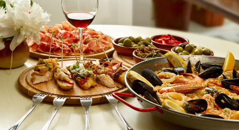 The great Spanish food and drinks quiz