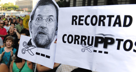 Finally: Spain's leaders face up to corruption fury