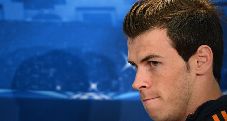 Real Madrid star Bale in doubt for Barça clash