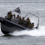 """NAVY: Catalonia hasn't unveiled plans for  its post-independence army yet but a preliminary and non-official) report outlined plans for a 2,000-sailor strong navy with patrol vessels, fast patrol craft, and even a handful of aerial and sea-going drones.      Photo: <a href=""""http://shutr.bz/1vxzUm6"""">Shutterstock</a>"""