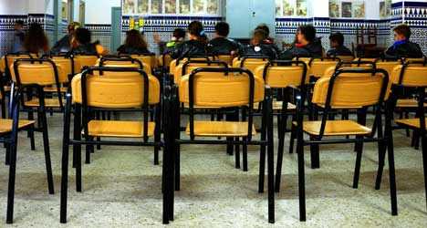 Spain seriously short of young people: UN