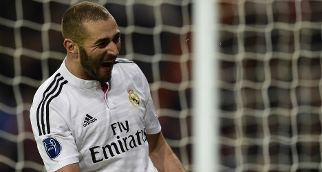 Benzema hands Real victory over Liverpool