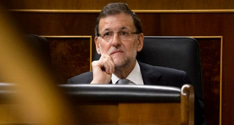 Catalan self-rule plans 'road to nowhere': PM
