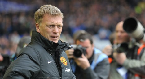 Man Utd flop Moyes set for Spain move: reports