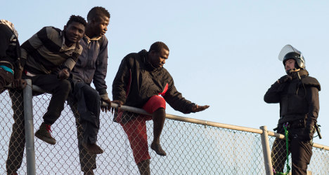 Spain to put asylum offices on African border