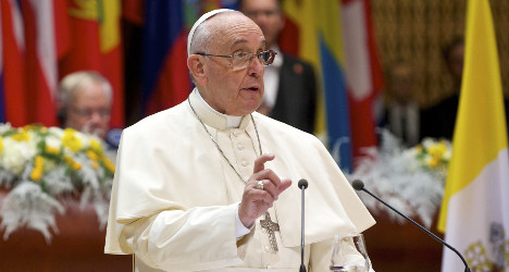 We can't hide truth on Spain abuse case: Pope