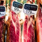 """<b>""""Italian Parma ham is the best in the world.""""</b> It's especially important to never say this to a Spaniard who's wielding a ham-carving knife. Cured bellota ham from acorn-fed ibérico  pigs is savoured by many Spaniards with almost religious reverence. Suggesting that hams elsewhere might rival it let alone surpass it is enough to get you chucked out of the charcutería.Photo: Flickr/Dan Zelazo"""