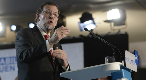 Rajoy: No challenges to Spain's unity allowed
