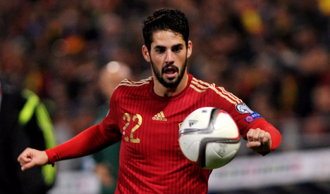 Spain cruise to victory against Belarus