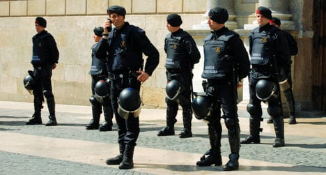 Catalan cops to stop vote if ordered: security chief