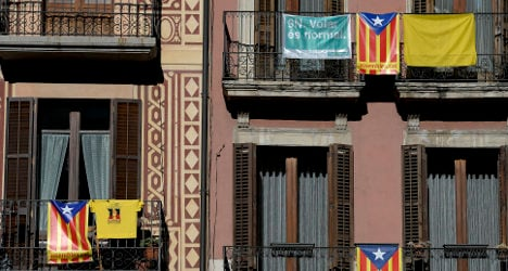 Madrid 'willing to accept' private Catalan poll