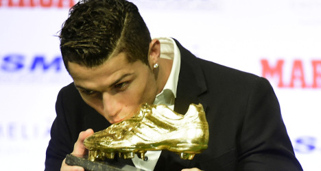 'I'll be one of the best ever': Cristiano Ronaldo