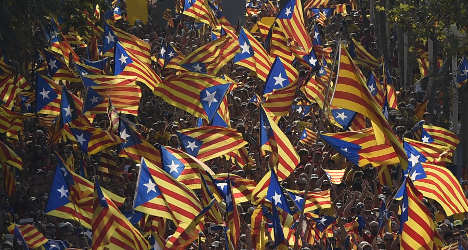 Most Catalans say no to independence: new poll