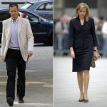 ROYAL CORRUPTION: The wheels of justice turn very slowly in Spain, with many corruption cases dragging on for years as overworked and under-resourced judges struggle to bring incredibly complex cases to court. But at least one high profile case came to some kind of resolution in 2014 with a judge in Majorca announcing Spain's Princess Cristina would become the first Spanish royal to face charges (two counts of tax fraud) in court as part of investigations alleged embezzlement of public funds. The hearing is set to take place in the second half of 2015.Photo: Quique Garcia/Files/AFP