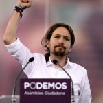 PODEMOS:  It's hard to believe that Spain's Podemos party didn't even exist at the start of 2014. Since winning five seats at the EU elections in May, however, the left-wing party led by Pablo Iglesias (pictured) has been very much front and centre in Spanish political life, carving out a UKIP-style niche for themselves in the country — at least in terms of popularity. By November it was topping opinions polls, coming out ahead of the Spanish government and the opposition Socialists. In short, Podemos have been a phenomenon in 2014. Photo: Photo: AFP