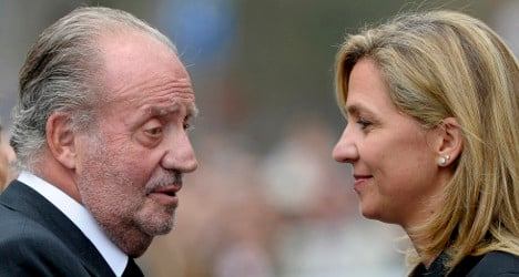 Spanish princess to be tried for fraud
